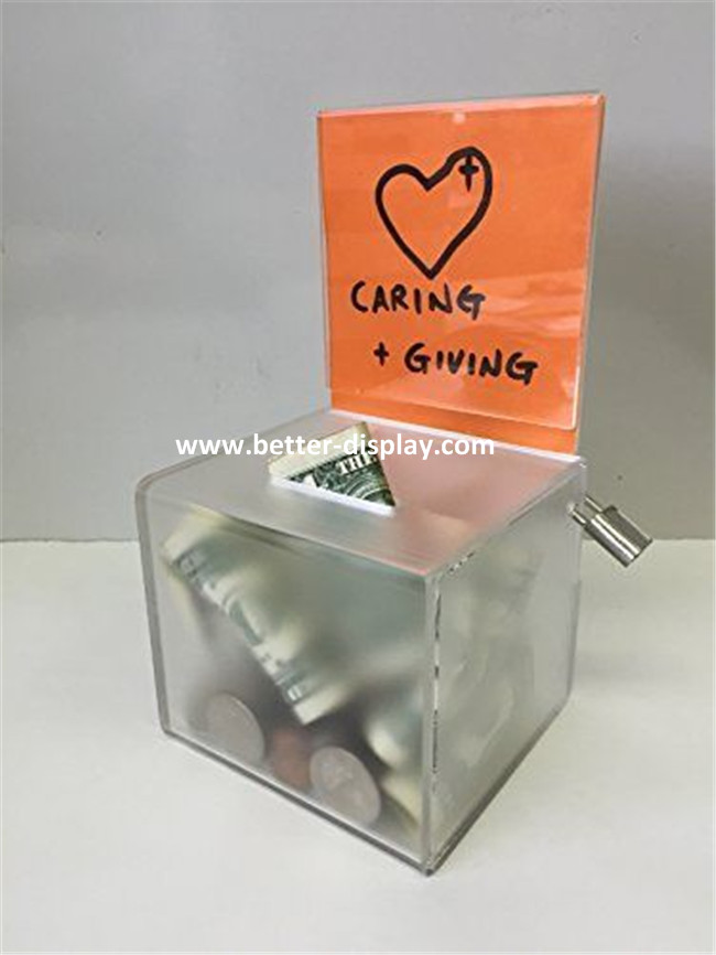 Find great deals on eBay for donation boxes. Shop with confidence.