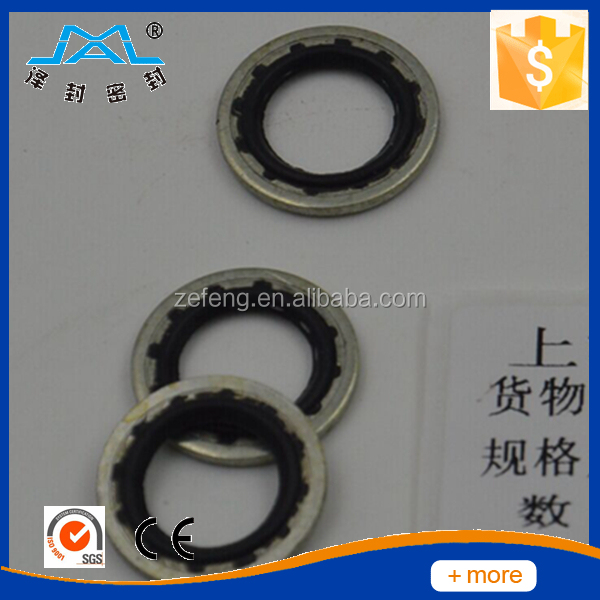 Hydraulic 600 Series Dowty Seal Bonded Seal Sealing Washer