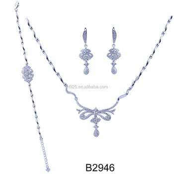 Wholesale imitation indian jewellery ethnic necklace jewelry wedding bridal set