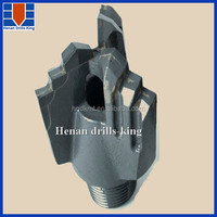 Step pdc drag bit/PDC Step Drag Bits for Coal Bed Methane