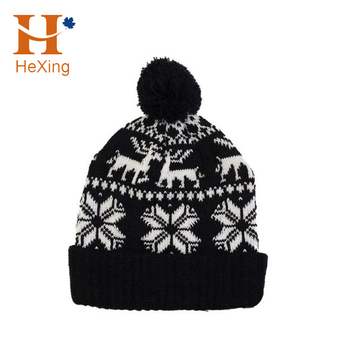 Custom your own brand winter beanie hats different types of knit hats 0cb8992b61c