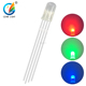 Multicolor Red Green Blue 4pins common cathode 5mm diffused RGB led diode tri-color multicolor colorful dip led diodes 4legs