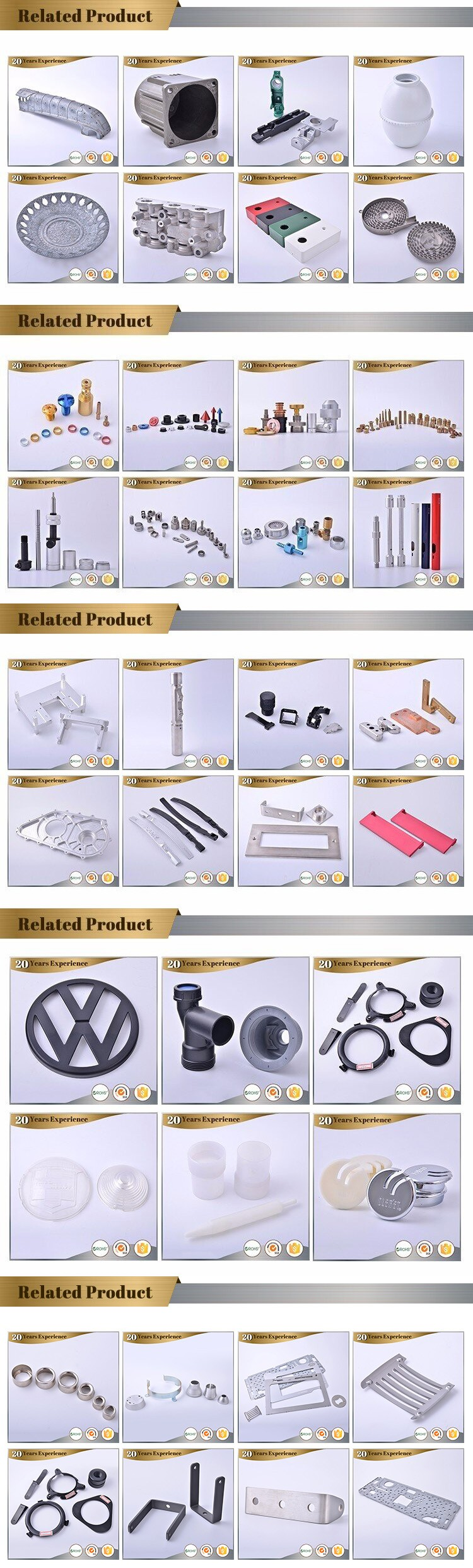 ISO9001:2008 OEM Textile Machinery Accessory For Equipment
