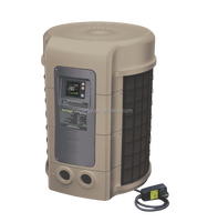 CE certified air source heat pump water heater for above pools