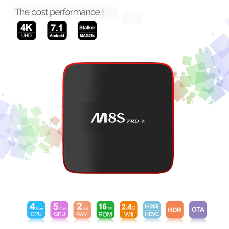 2018 New Arrival English Blue Movie Free Download Smart TV Box Android