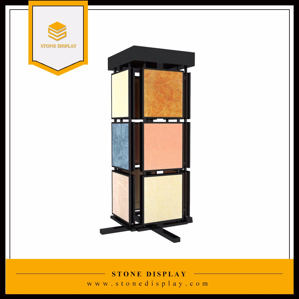 Customized turning ceramic tiles showroom standsdisplay rack customized turning ceramic tiles showroom standsdisplay rack stand for marble granitefloor tiles dailygadgetfo Images