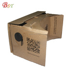 high quality cardboard VR google card board for 4.7''-5.7'' cellphone