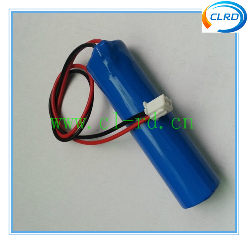 1s1p Rechargeable Li-ion Battery Pack 3.7v 2200mah 2600mah Battery ...