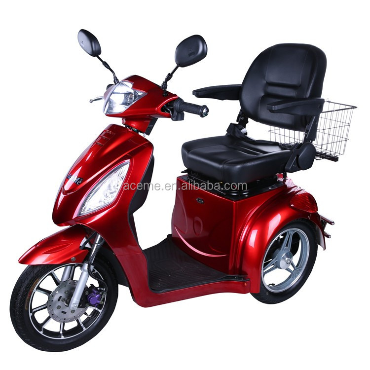 2016 mobility scooter electric scooter good quality one for Mobility scooter motors electric