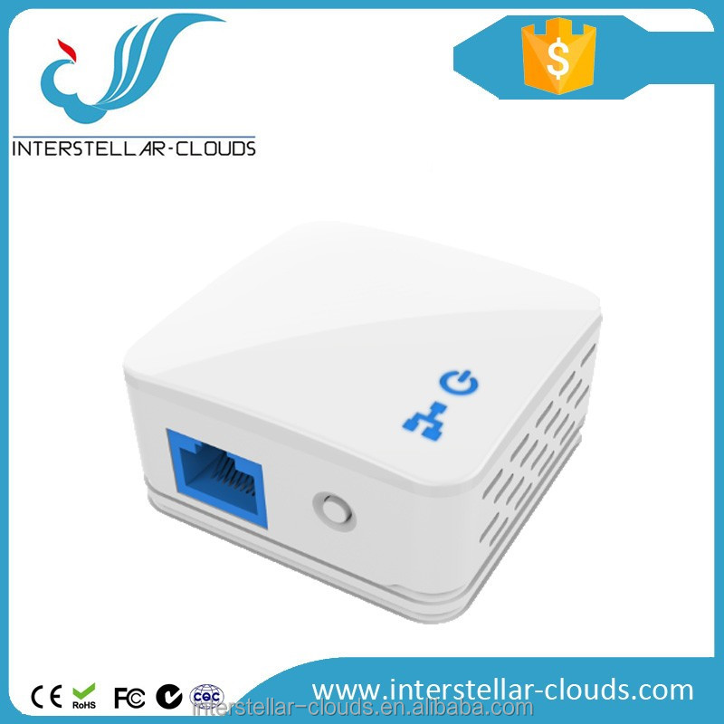 500Mbps homeplug av2 powerline ethernet adapter powerline wifi extender hdmi over powerline