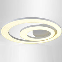 high quality round panel recessed led ceiling lamps