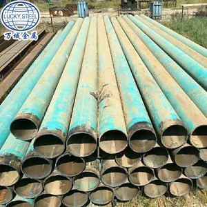 Factory Manufacture ERW/LSAW/SSAW Weld Black Carbon Steel Pipe