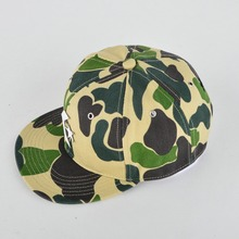 Custom children snapback cap hat