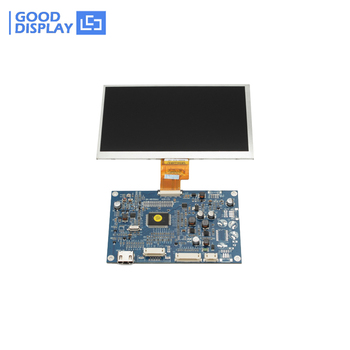 T015 High Resolution VGA input Digital 7'' TFT LCD Module