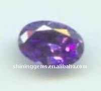 hot selling jewelry zircon artificial CZ stone