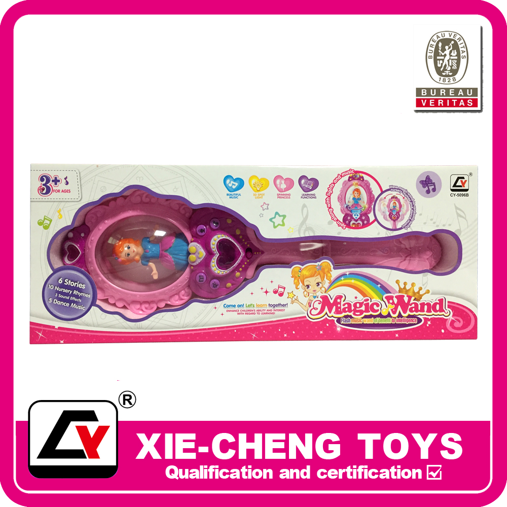 Anak Mainan Princess Mengubah Musik Tongkat Sihir Buy Product On