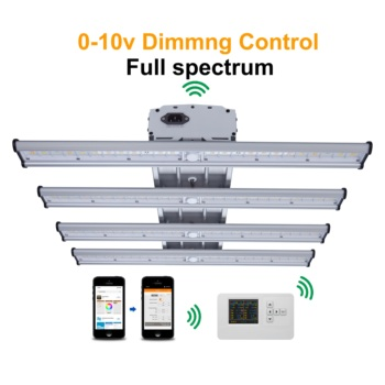 Commercial Indoor led grow light full spectrum 240W 400W 600W 800W 1200W for medical herb medicinal planting hydroponic system