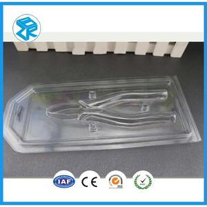 New Design Clamshell Blister Packaging Pet Pvc Box Clear Clamshell Box