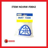 BEST SELLING Hot Sale Gas Respirator Chemical PE Dust Mask