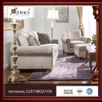 Attractive Customized New Classic Display Home Furniture For Sale In Sofa