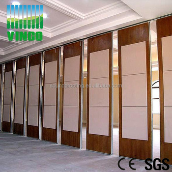 Partition Wall Diy Installation Wall Folding Acoustic Movable