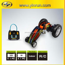 4003 Stunt robot radio control car with color flash light