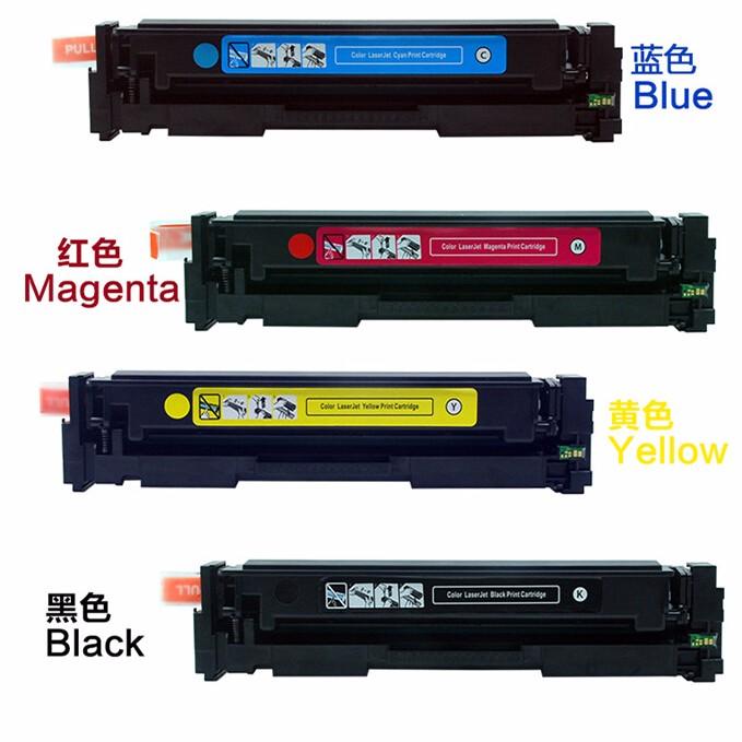 1f3e4a52b64f Compatible CF350A CF351A CF352A CF353A 130A Color Toner Cartridge for hp  Color LaserJet Pro MFP M176n