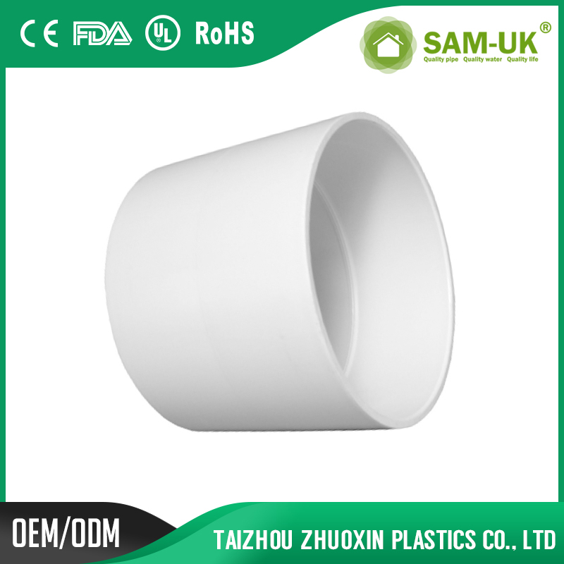 Bolivia Waste Water PVC Pipe Fittings Coupling