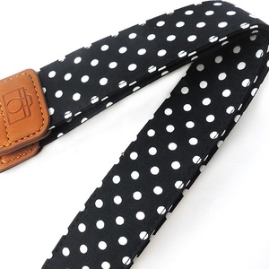 Fancy Dot Style Instax Camera Strap With Cute Embossed Camera Logo