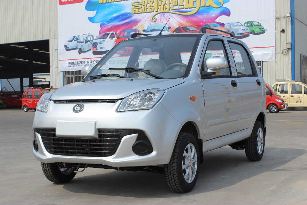 New Energy Electric Car Made In China With New Design