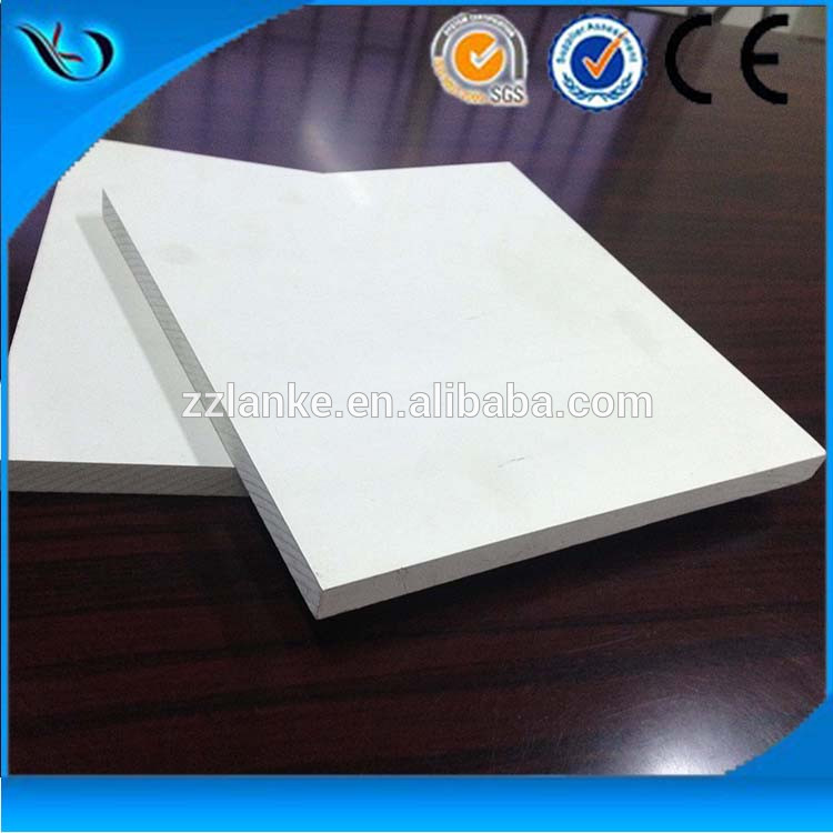 Economical reusable insulating Hard Pvc Foam Board 15mm Pvc Core Board for construction building