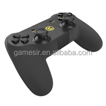 Wireless game controller, support 3 connection way and 4 platforms