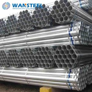 Mineral & metallurgy dn32 irrigation galvanized steel pipe