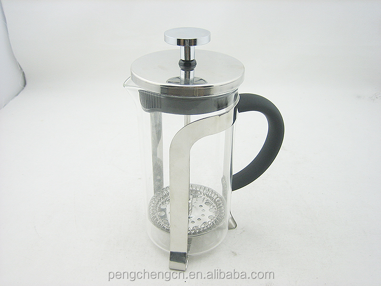 wenzhou stainless steel coffee plunger tea french press