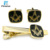 Modern exquisite china-made gifts mens cufflinks and tie clip set