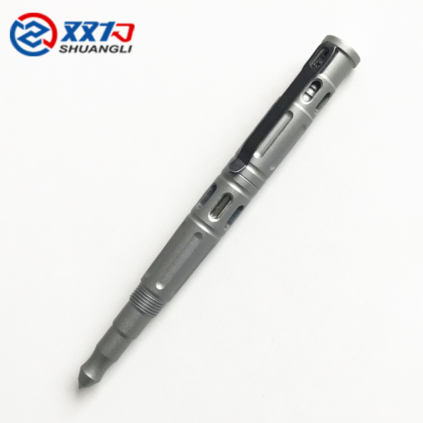 high quality titanium survival pen