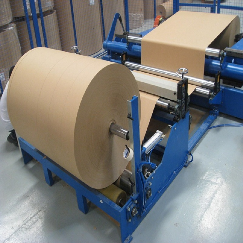 Recyclable Kraft Paper Slitter/Rewinder Machine
