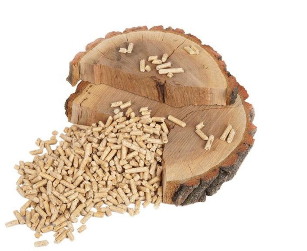 High quality bulk biomass wood <strong>pellet</strong> price made in China