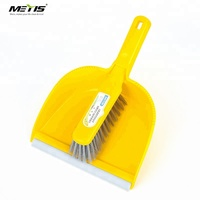 9058 Indoor Dust Cleaning Dustpan And Brush set