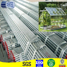 GI Standard Outer Diameter 35mm Round Steel Tubes Pipes