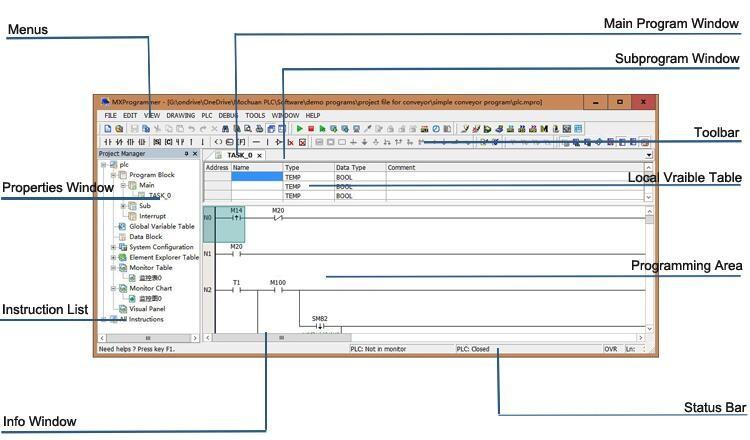 HTB1MLpMPXXXXXb9XXXXq6xXFXXXL unitronics low cost led rs485 input plc control unit with high  at gsmportal.co