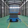 mobile scissor lift table , movable scissor lift , Good price high quality