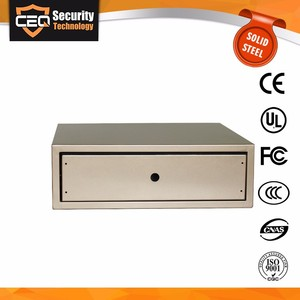 Fire-Resistant Cabinet Small Mini Size Drawer Light Safe