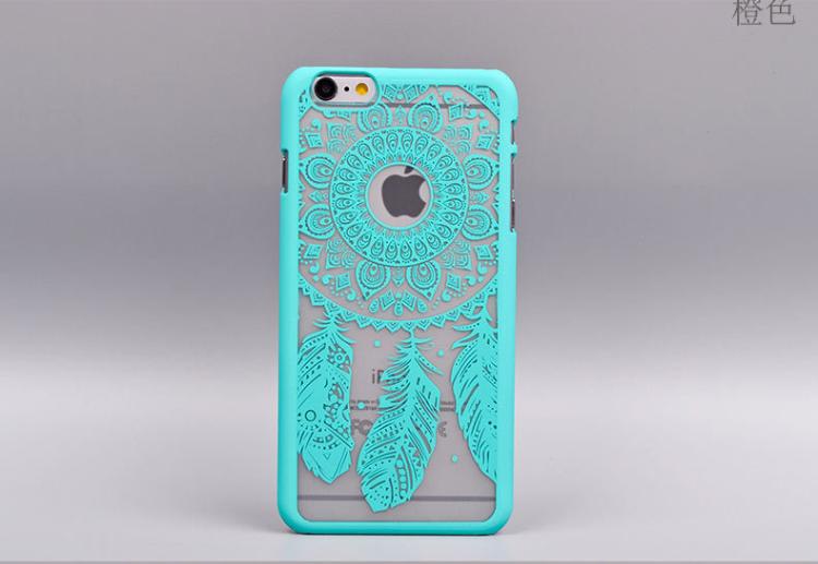Multicolor Dream Catcher Custom Phone Case Cover For Iphone 6s ...