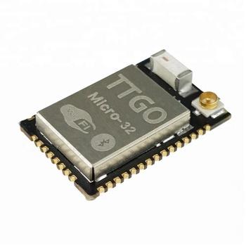 Ttgo Micro-32 V2 0 Wifi Wireless Module Esp32 Pico-d4 Ipex Esp-32 - Buy  Esp-32,Pico-d4,Pico-d4 Ipex Product on Alibaba com