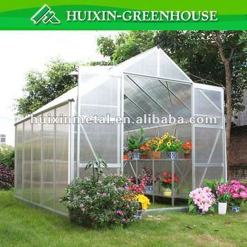 Diy Vegetable Seeds Used Polycarbonate Garden Greenhouse - Buy  Polycarbonate Garden Greenhouse,Aluminum Garden Greenhouse,Uv Coating  Polycarbonate