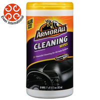 Wet Wipe For Cleansing Auto Dashboard Car Cloth