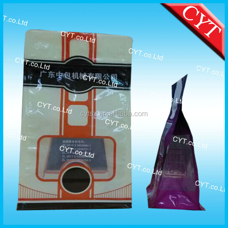 moon cake package bag / cake plastic bag