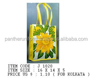 Eco-Friendly Jute Promotional Shopping Bag