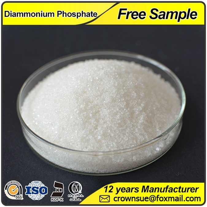 Crownsue High Quality Inorganic Salts Diammonium Phosphate Price